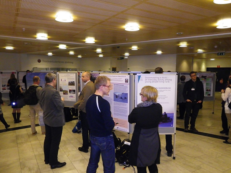 APECS ARctic Frontiers 2014 poster session