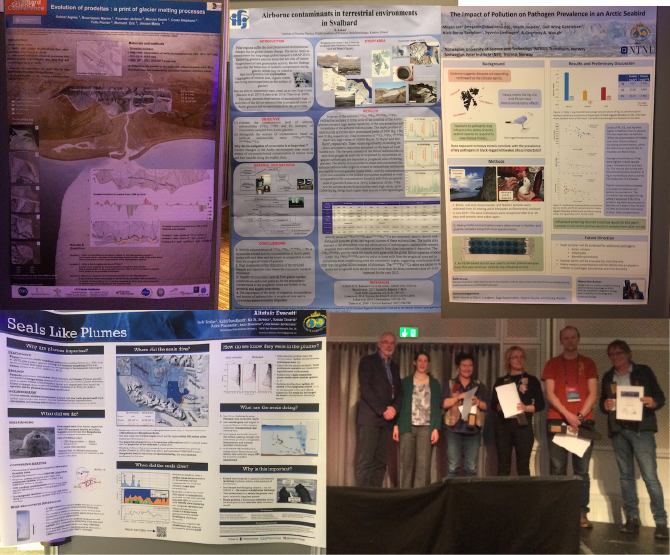 2017 Svalbard ScienceConference PosterAwards