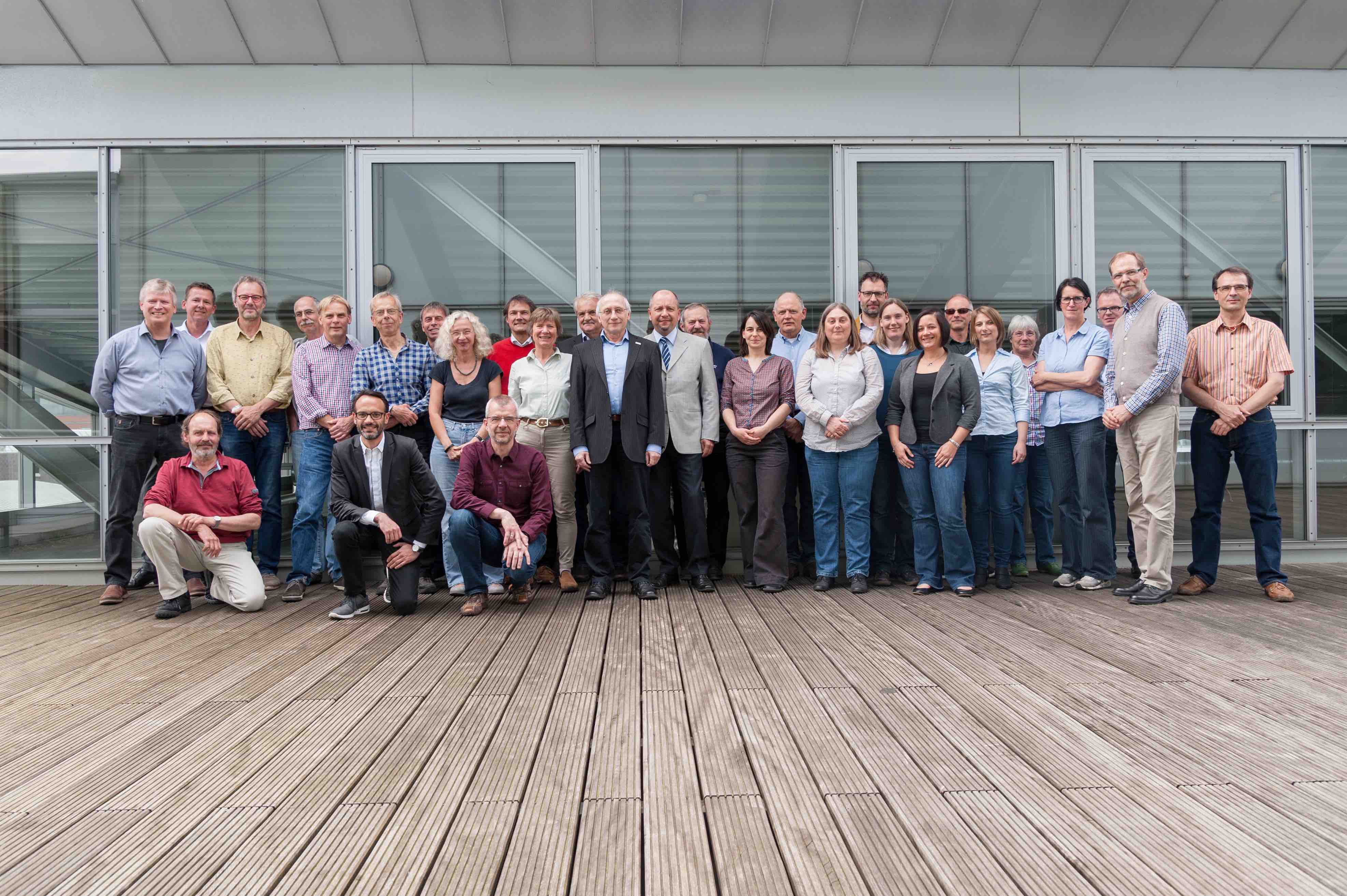 German SCAR IASC Meeting 2016