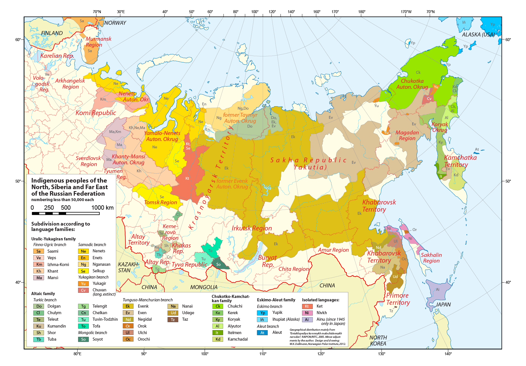 Indg Peoples of Russia and Siberia