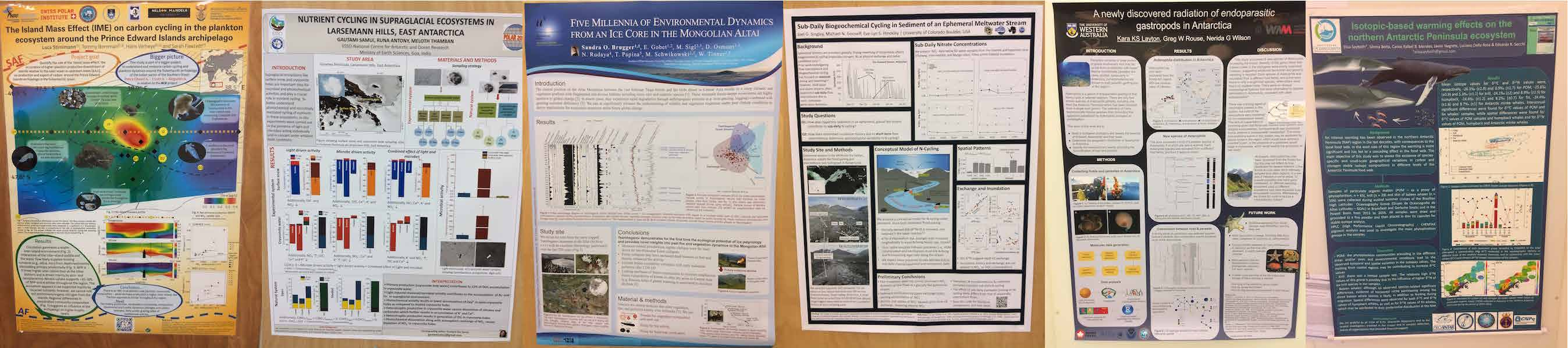 POLAR2018 poster winners